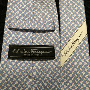 Necktie Salvatore Ferragamo